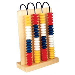 Abacus-4 Rows