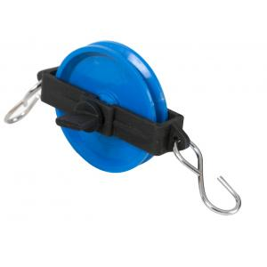 Plastic pulley,Deluxe,Single,50 mm