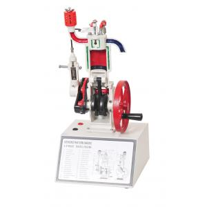 Diesel Engine, Four Stroke, Plastic Base