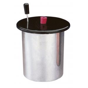 Calorimeter Aluminium With Lid,75x50mm