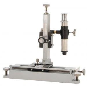 VERNIER MICROSCOPE, SIMPLE (TRAVELLING MICROSCOPE)