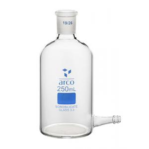 Arco Aspirator Bottle, Borosilicate 3.3, Capacity - 2000ml