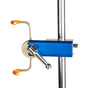 Burette Clamp-Aluminium Extrusion,Single