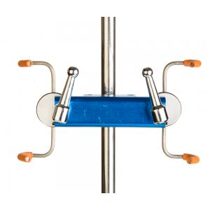 Burette Clamp-Aluminium Extrusion,Double