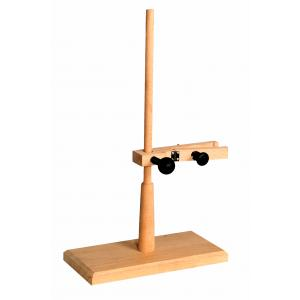 BURETTE STAND-SINGLE,WOODEN