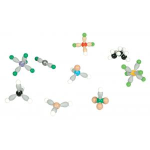 Shapes of Molecules Set