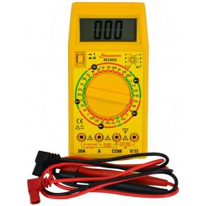 Digital Multimeter, M-3900