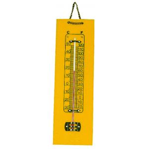 Arco Thermometer-Acrylic Sheet