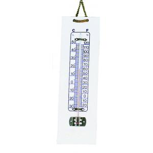 Arco Thermometer-White Plastic Sheet