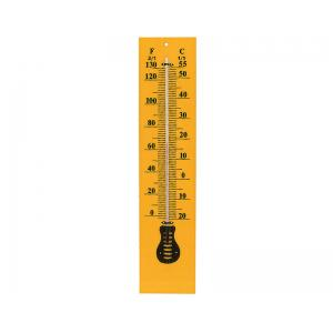 Arco Thermometer Wall-Acrylic Sheet