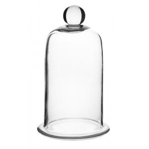 Arco Bell Jar-Knobbed, 22.5×15cm
