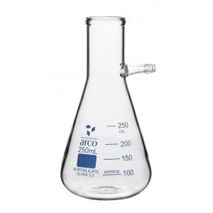 Arco Filteration Flask, Buchner Type, Capacity : 100ml