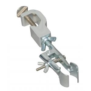 Arco Double Burette Clamp, Without PVC Coating