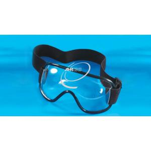Safety Goggles, Clear White Plastic